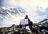 Alpinistas Saulius Vilius